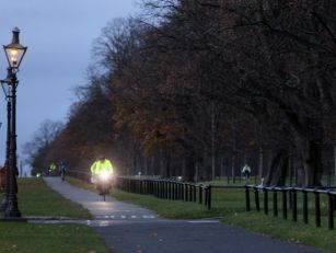 Rape Reported in Phoenix Park
