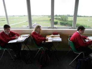 Teachers Protest Over Larger Class Sizes