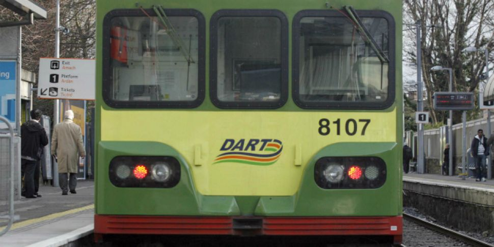 Irish Rail To Monitor DART Ove...