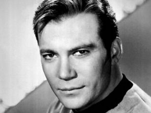 William Shatner for Star Trek...