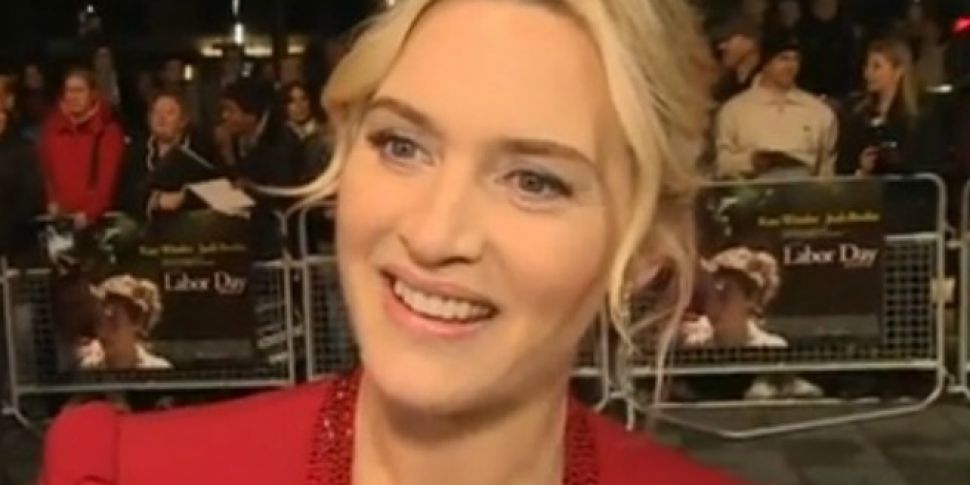 Kate Winslet Was Really Determ...