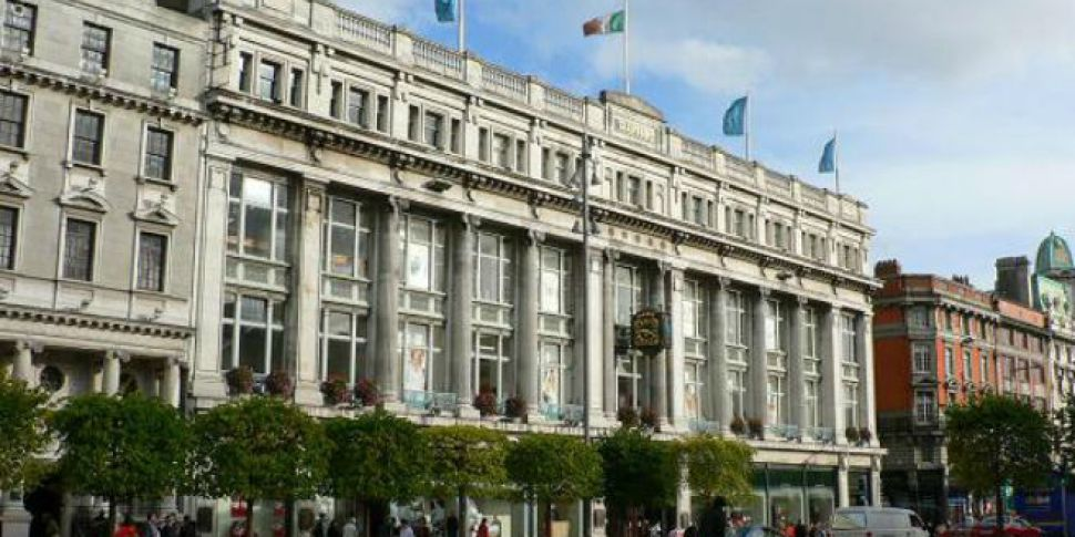 Press-Up Group Involved In Buying Old Clery's Building