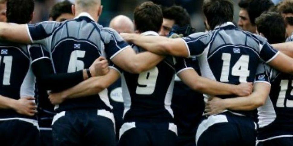 Scotland Team to Face Ireland...