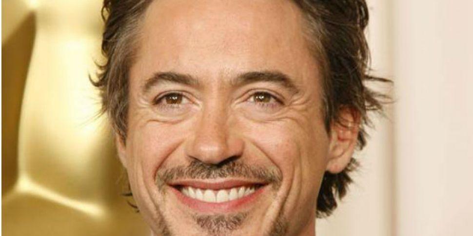 Robert Downey Junior tops Forb...