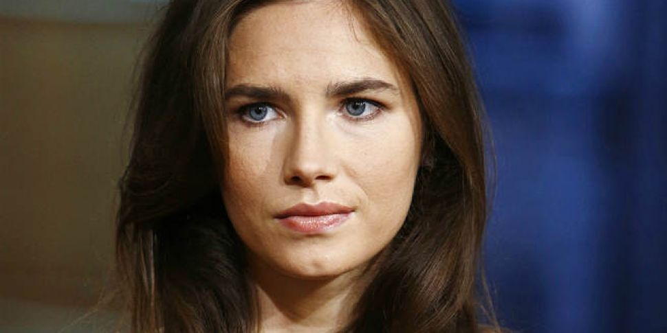 Amanda Knox Is Engaged After Alien Themed Proposal