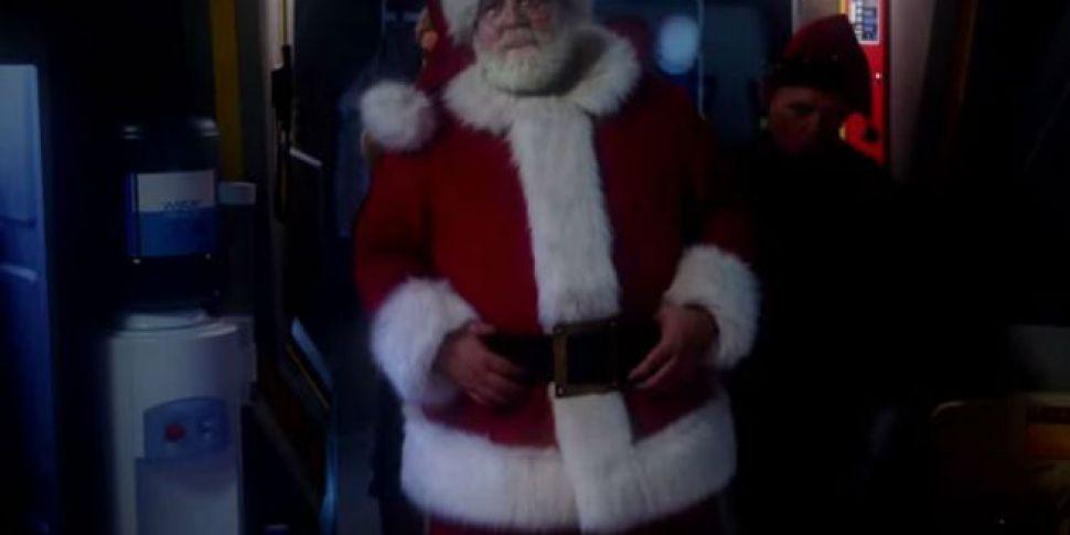 Doctor Who Christmas.Doctor Who Christmas Special Trailer Www 98fm Com