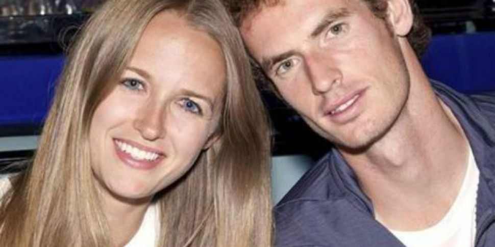 Andy Murray And Kim Sears Are...