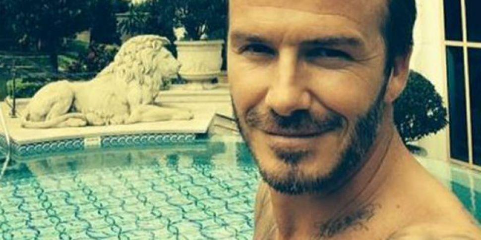 David Beckham hits out Daily M...