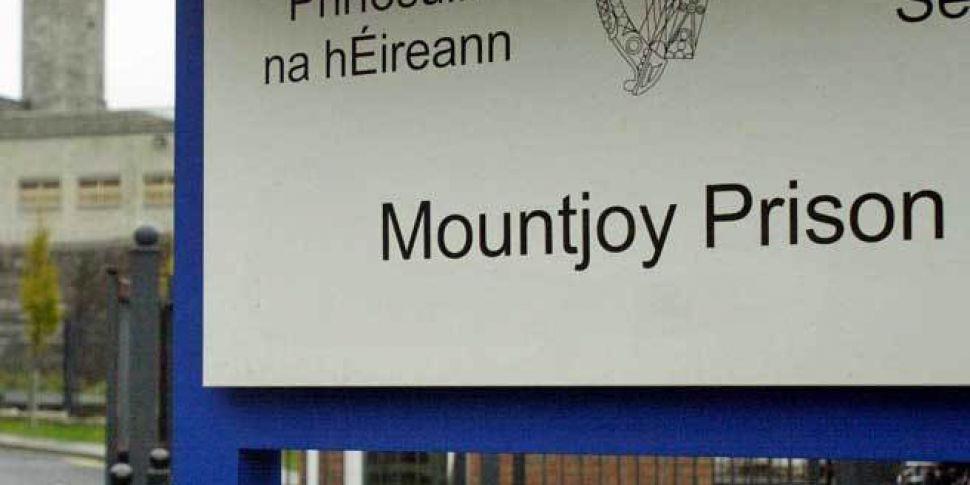 Replica Guns found at Mountjoy
