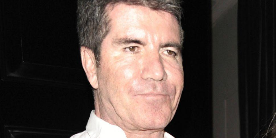 Simon Cowell Admits He's A...