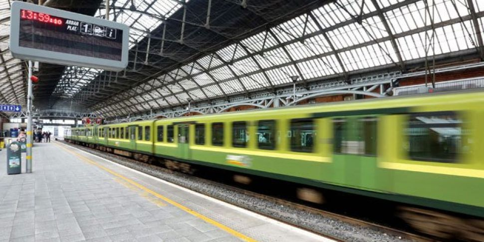 Pearse Station Closures To Fac...