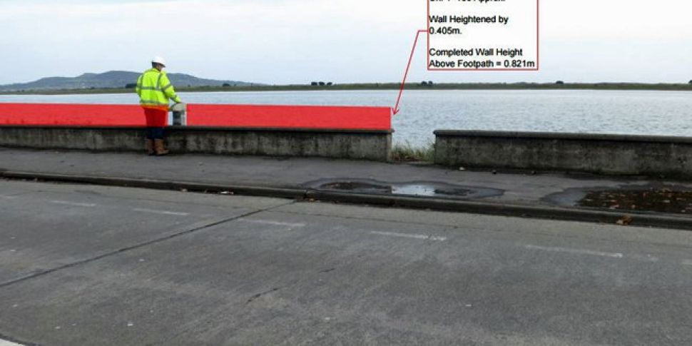 Councillors Vote To Lower Clontarf Sea Wall Despite Flood Warning