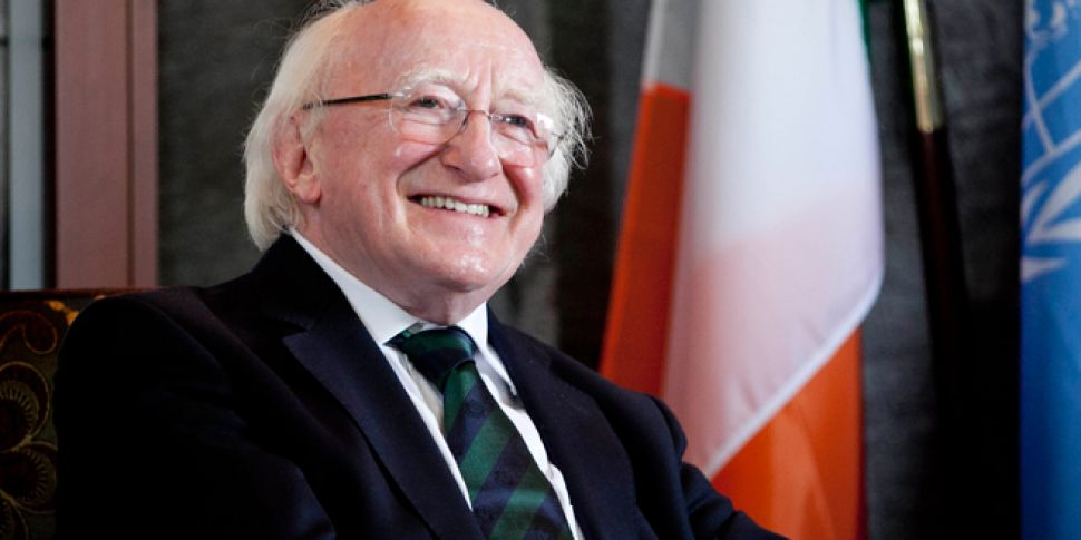 Michael D Higgins Plans Another Seven Years As President