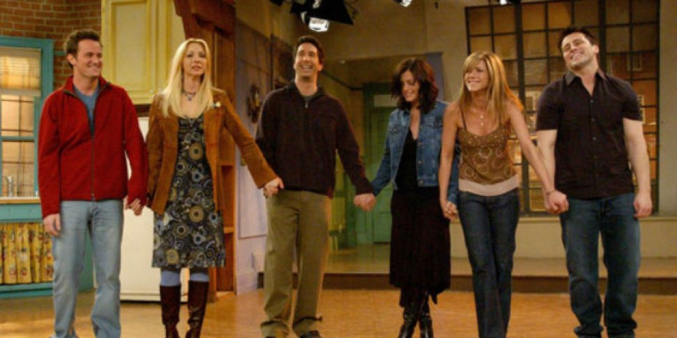 Chandler Ruins The Friends Reunion Hype | www 98fm com