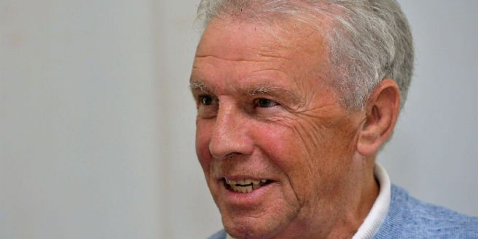John Giles recalls the extent of his magpie superstition