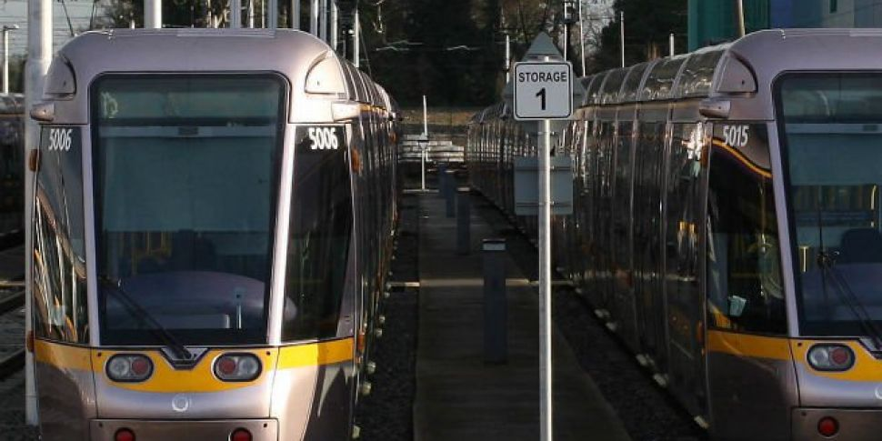 No Service On Green Line Luas