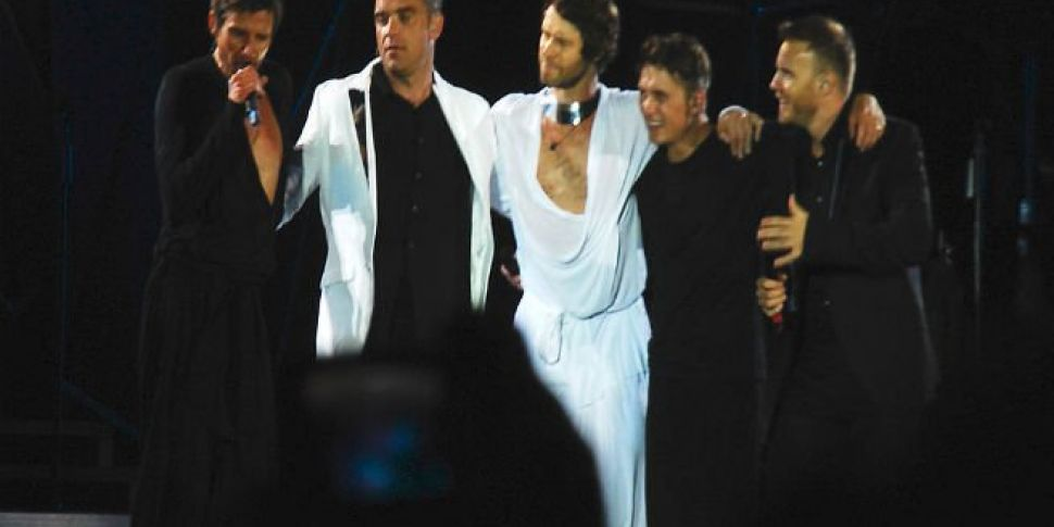 Take That Have Collaborated Wi...