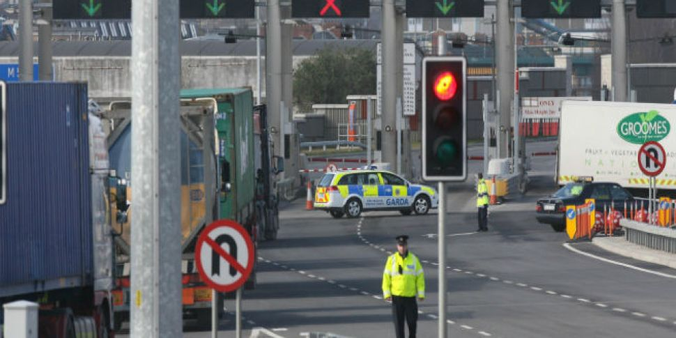 Port Tunnel Reopens After Truc...
