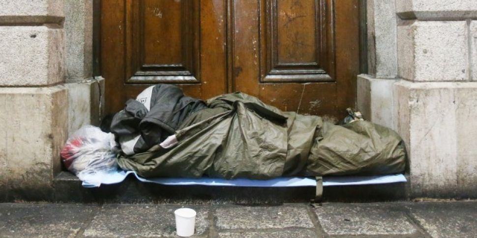 Record Drop In Rough Sleepers