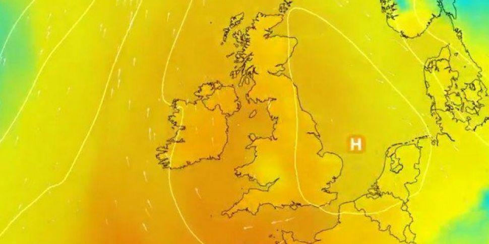 Yellow Weather Alert As Temper...