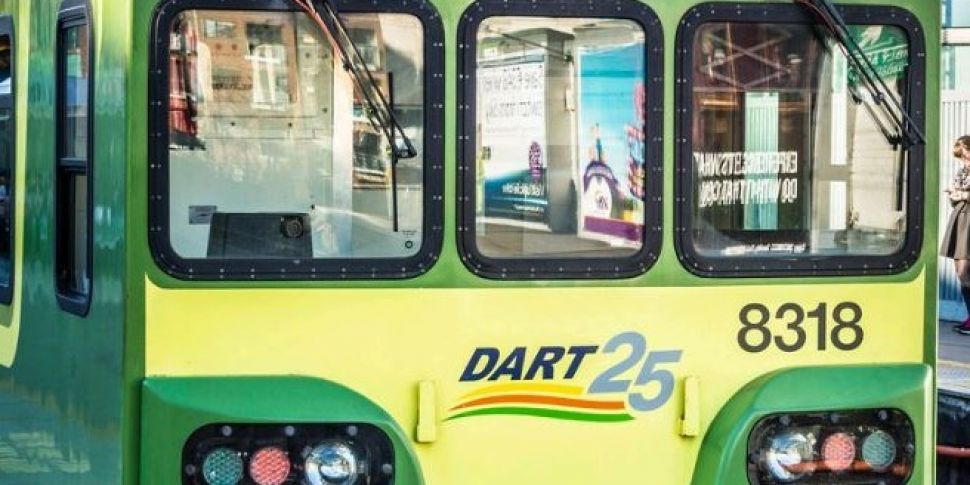 Portmarnock DART Users Up In A...