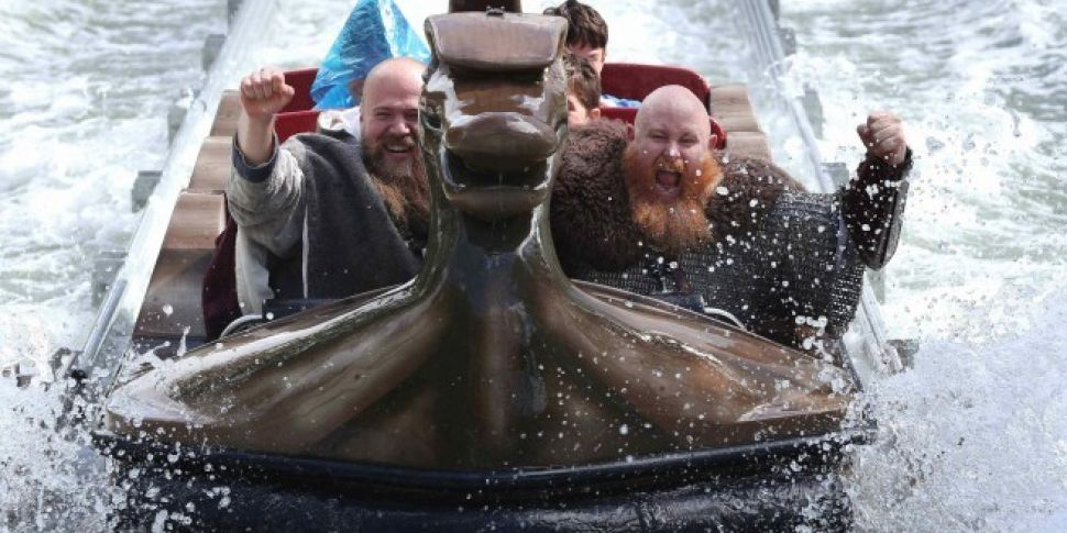 New Water Ride Opens At Tayto...