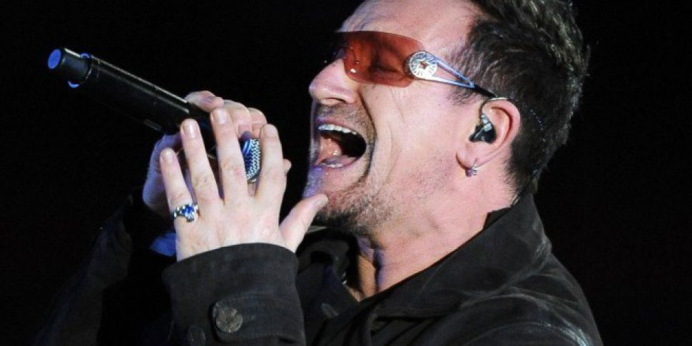 U2 Gig Cancelled As Bono Loses...