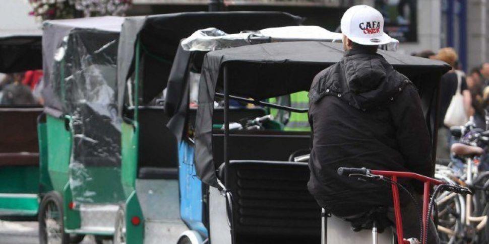 Motorised Rickshaws Are Being...