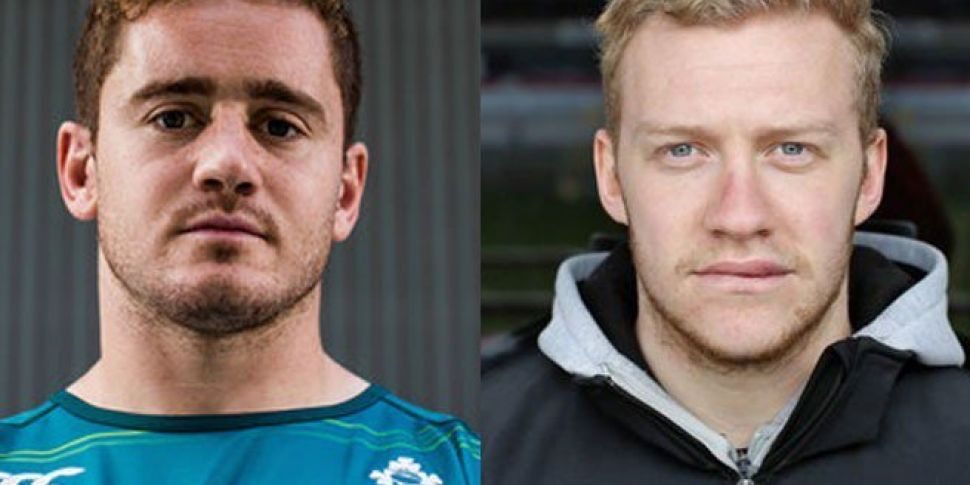 Ireland Rugby Players To Go On...