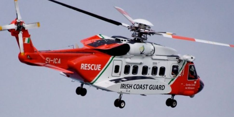 Three Men Airlifted From Clont...