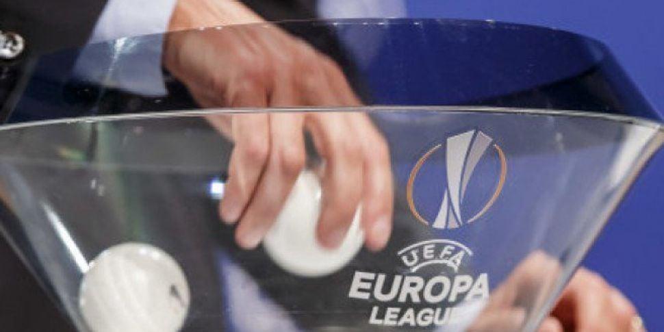Three Irish Sides In Europa League Action Tonight   www 98fm com