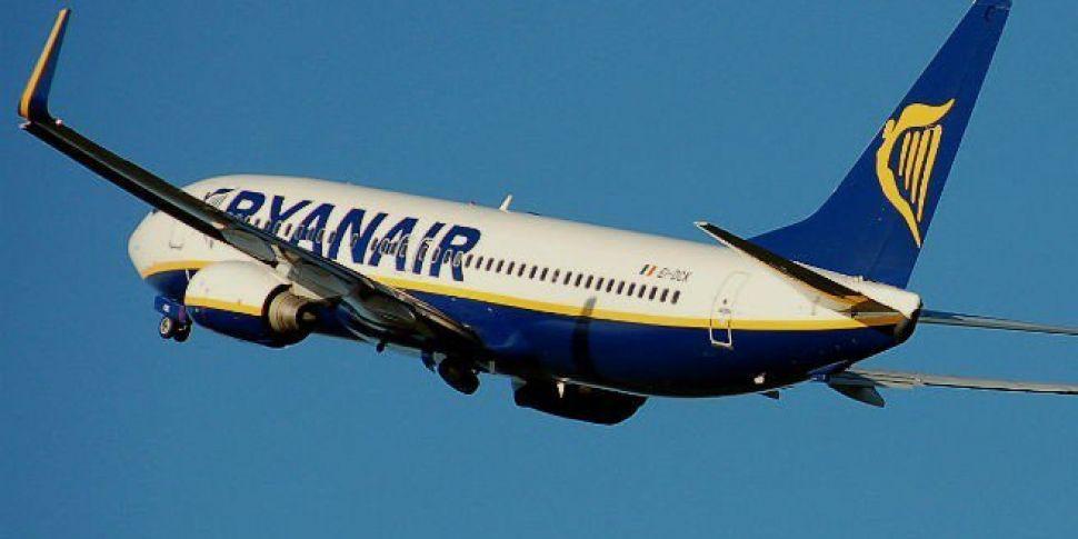 Ryanair Launches Black Friday...