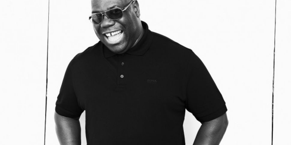 Carl Cox Announces Irish Gig