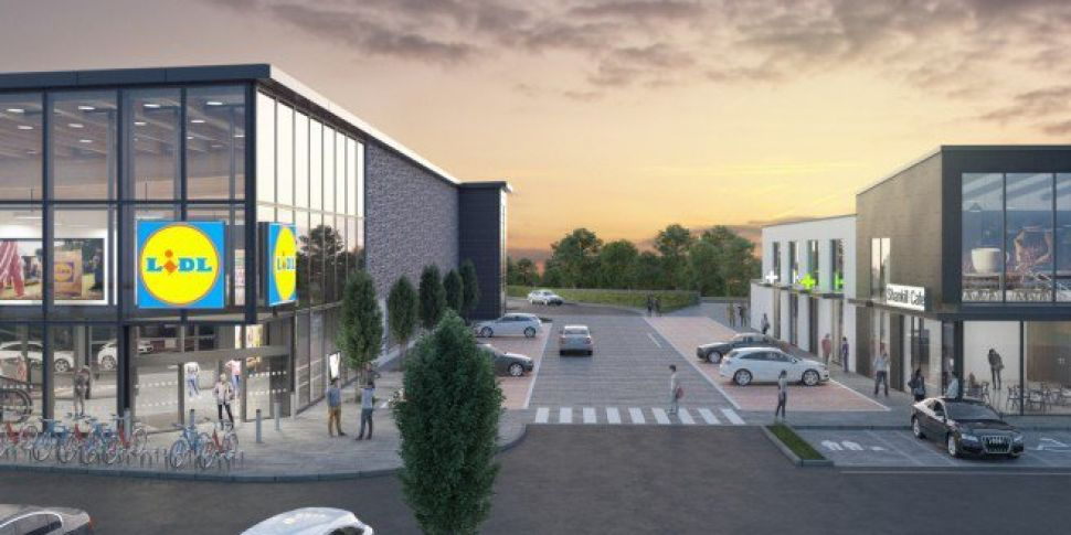 Lidl Gets Permission To Build...