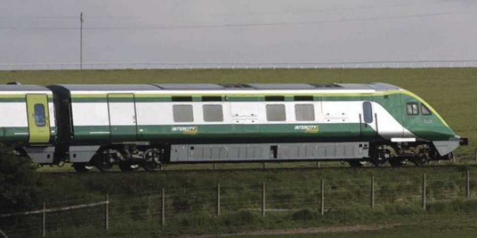 Person Hit By Train At Skerrie...