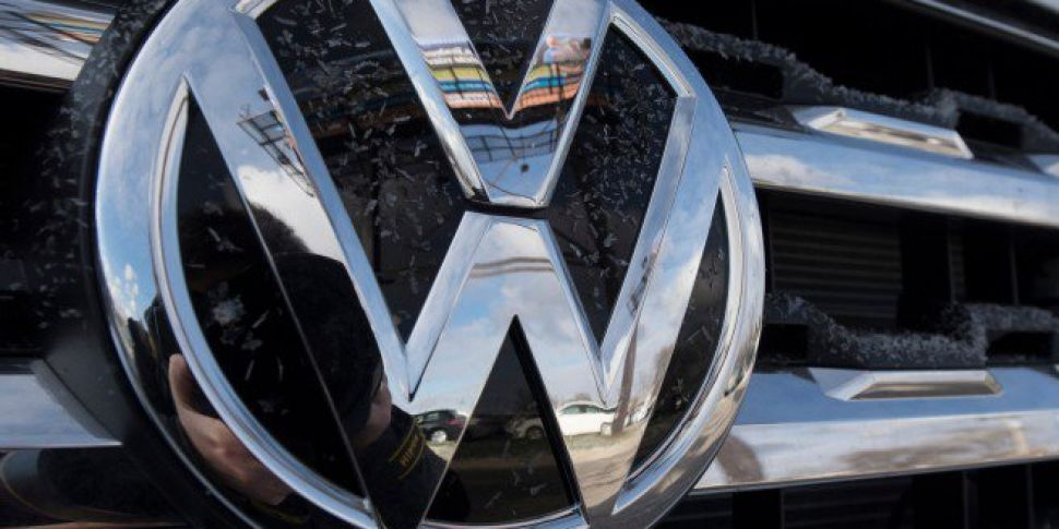 Volkswagen Sorry For Tests On...