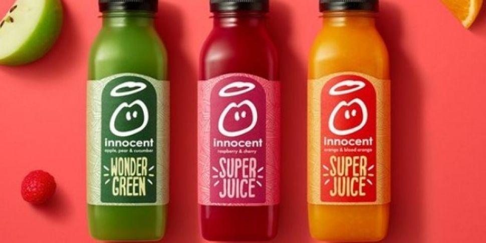 New Pop Up Juice Bar Opening I...
