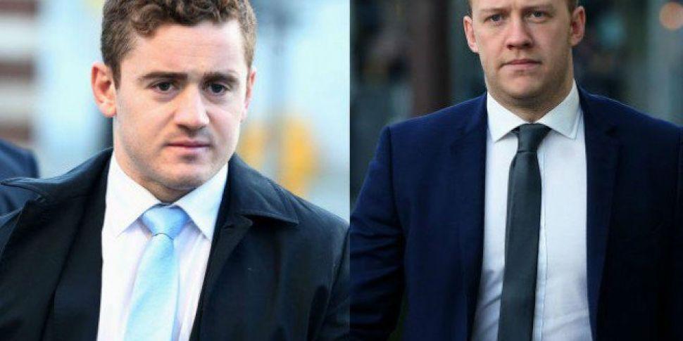 Ireland Rugby Players Rape Tri...