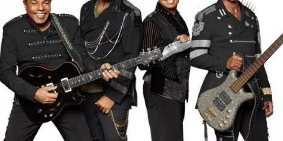 The Jacksons To Perform In Dub...