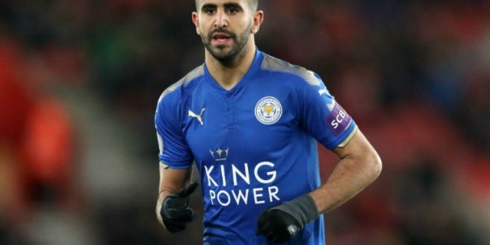 Riyad Mahrez to return to Leic...