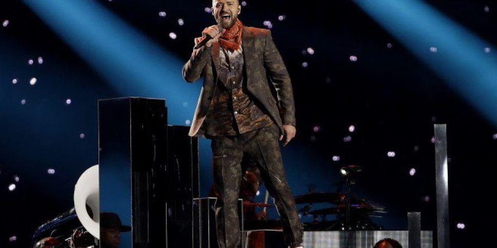 Justin Timberlake 'Duets&#...