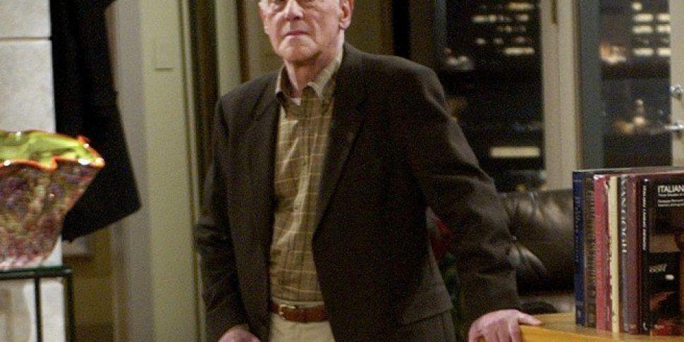 Frasier Star John Mahoney Dies...