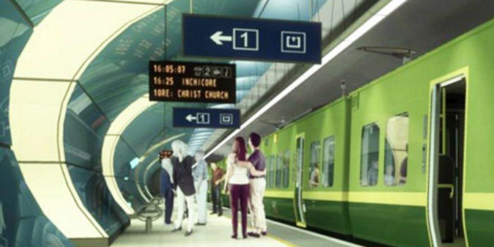 Dublin Airport DART Line Must...