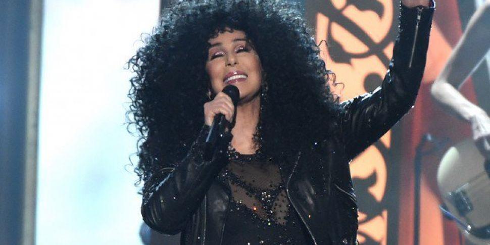 Cher Backs Irish Climate Chang...