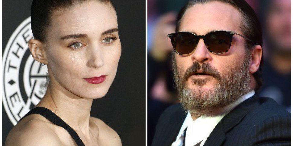 Rooney Mara & Joaquin Phoenix...