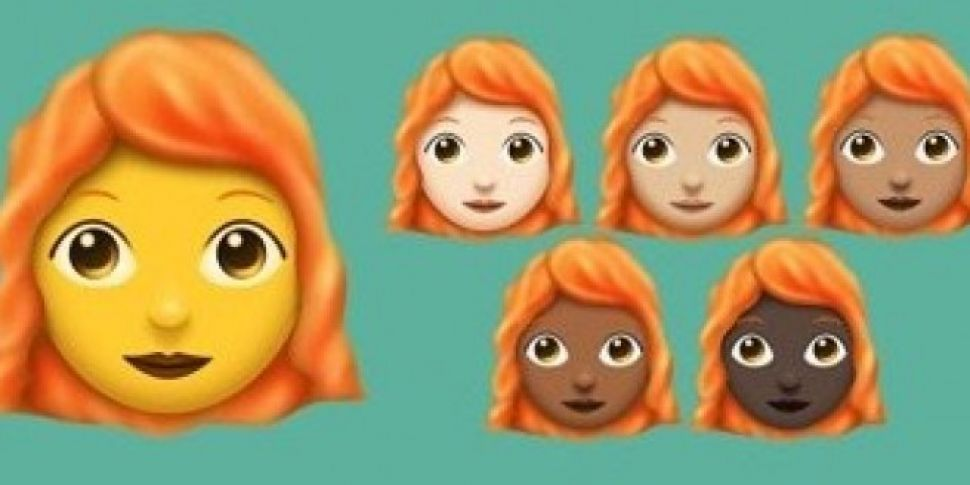 Ginger Emojis Will Be Released...