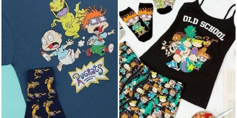 Penneys Releases Rugrats Colle...