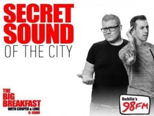 98FM's Secret Sound 2018