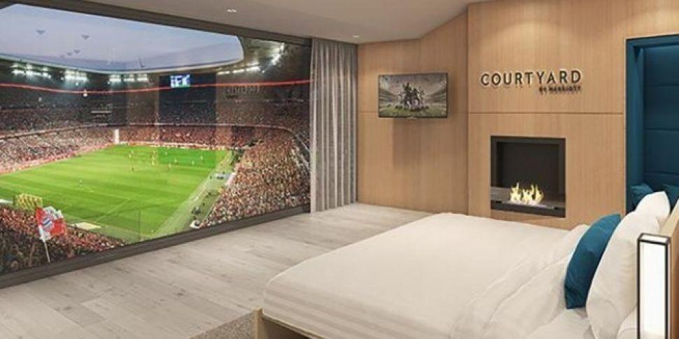 Watch Bayern Munich from bed