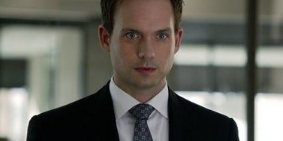 Suits Actor Patrick J. Adams I...